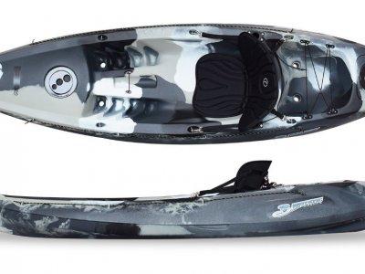 Roamer 1 Kayak by 3 Waters Kayaks