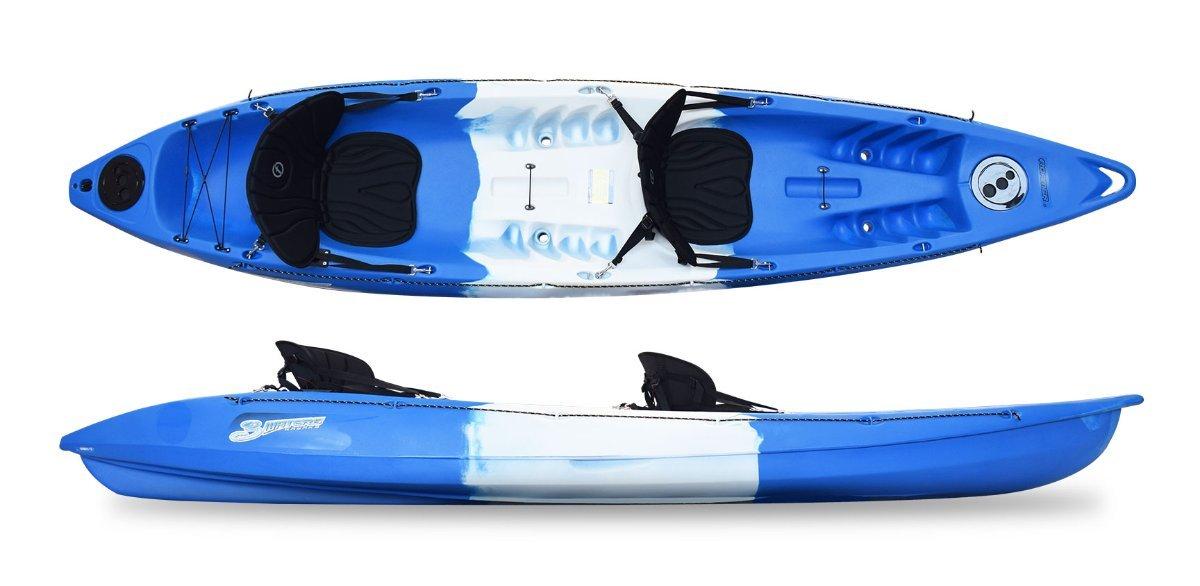 Roamer II two seater kayak by 3 Waters