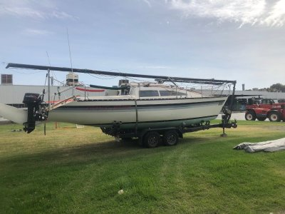 Sonata 26 Trailer Sailer