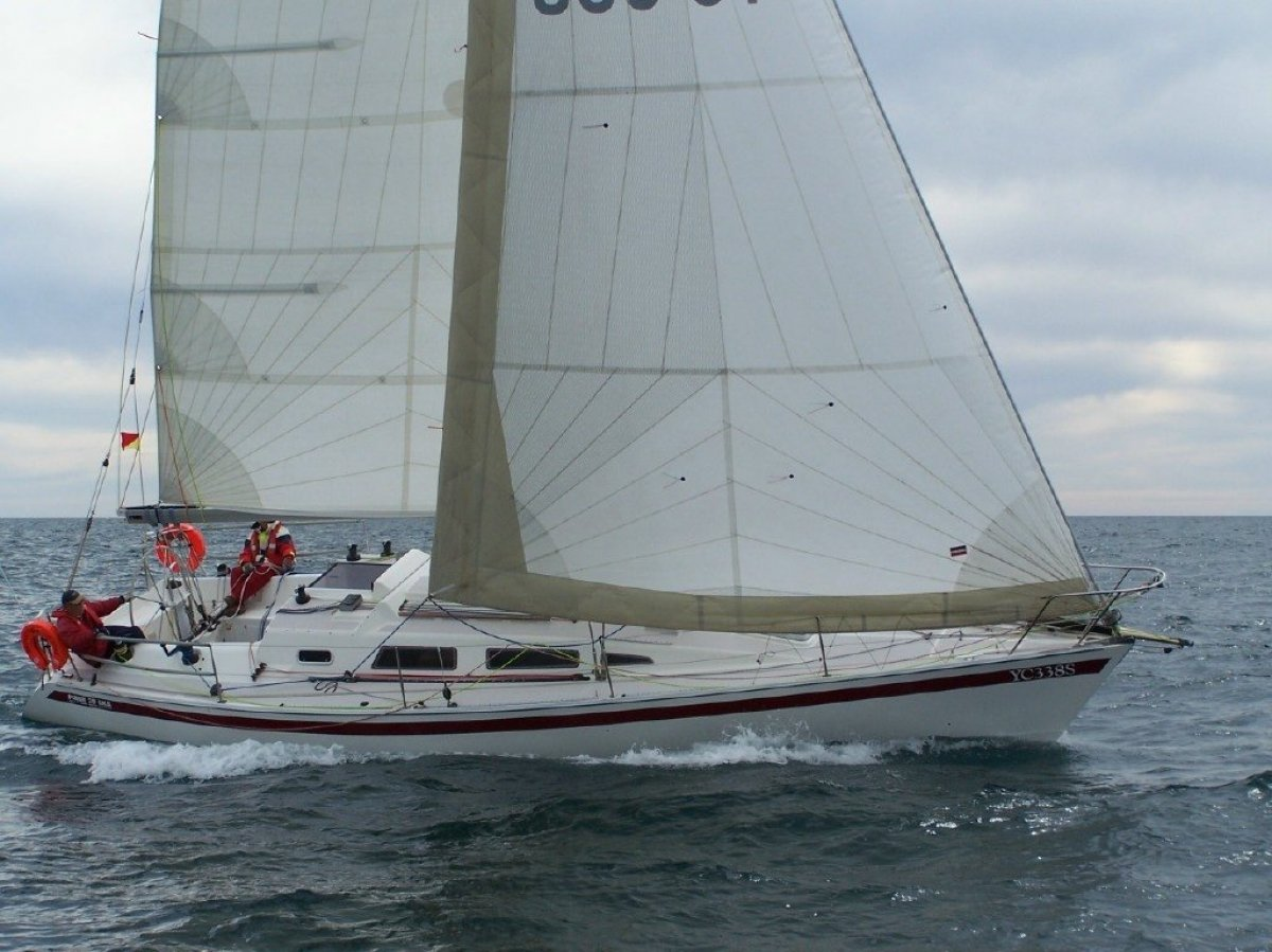 Farr 38 IMS Cruising Racing Yacht