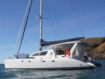 Leopard Catamarans 47 : 50% Share
