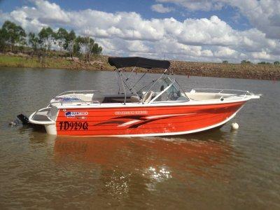 Quintrex 570 Freedom Cruiser