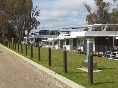 Houseboat Berth - Deep Creek Moama NSW