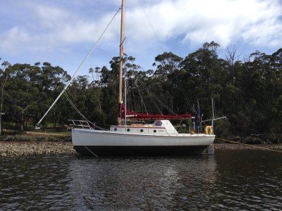"Couta Boat 33 ""Merlyn"""