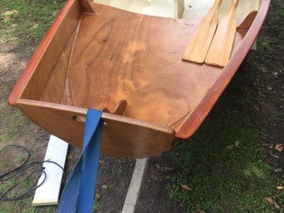 Passagemaker Classic dinghy 11.5 feet with trailer & rego