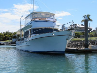 Mariner Flybridge