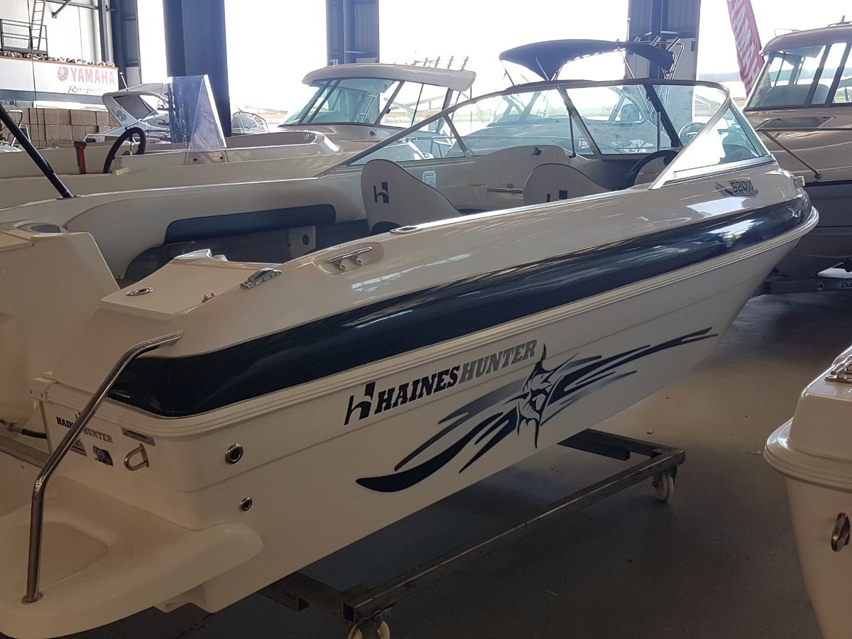 Haines Hunter 520R F90LB