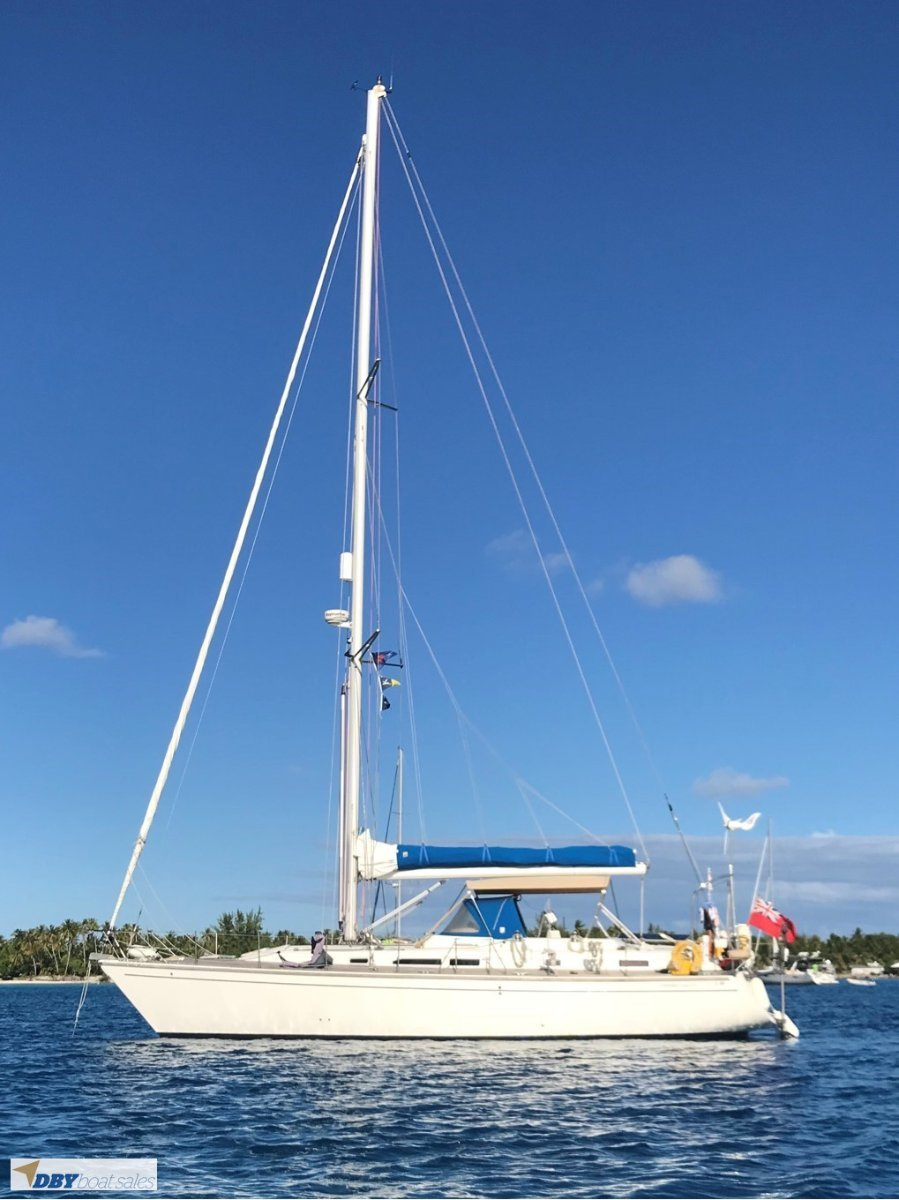 Westerly Ocean 43: Sailing Boats | Boats Online for Sale