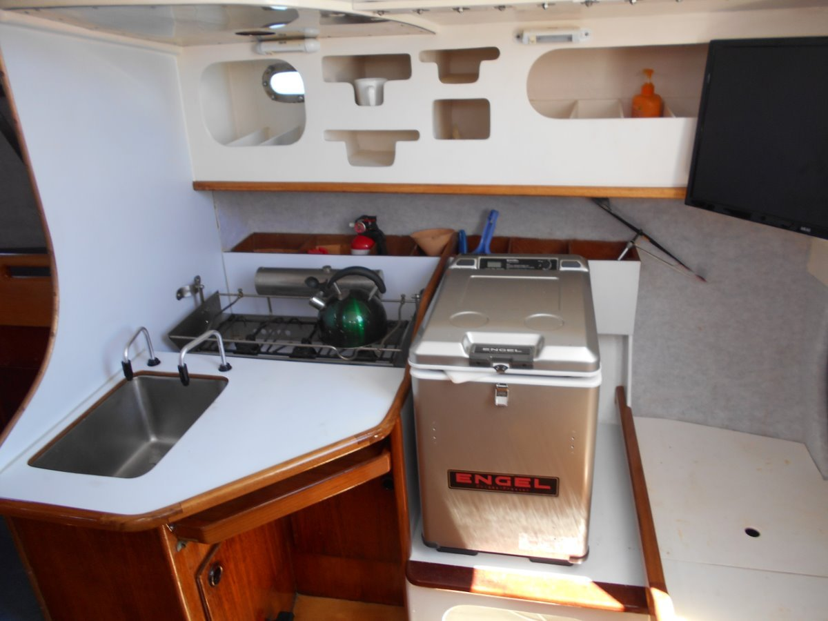 Swanson 36 GREAT SEA-BOATS, WELL PRESENTED. KEEN TO SELL!!