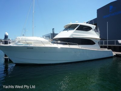 Maritimo 52 Cruising Motor Yacht Reduced to From $799000