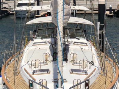 Radford 57 Ocean going Passagemaker at home on Sydney Harbour