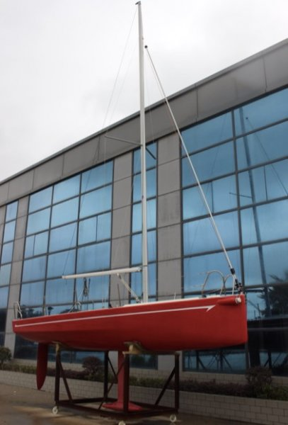 NEW BUILD - 6.5m Sport Sailing Yacht