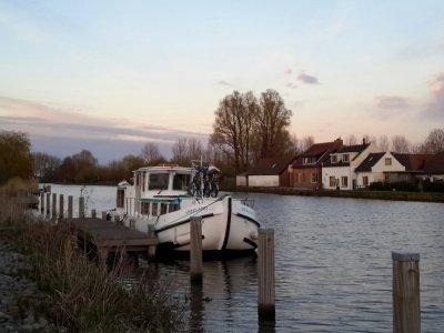 Canal Boat Penichette 1107 W in France