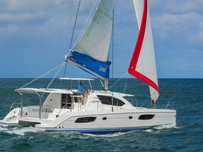 Leopard Catamarans 44- Click for more info...