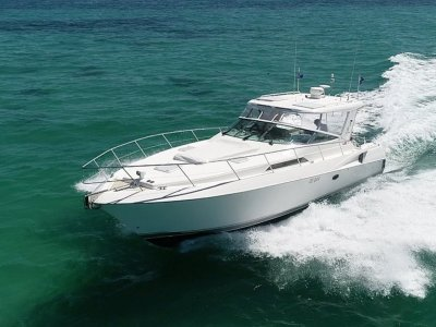 Riviera M400 Sports Cruiser - Excellent accommodation, diesel economy