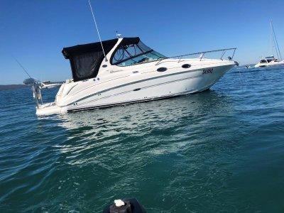 Sea Ray 315 Sundancer Superb Condition