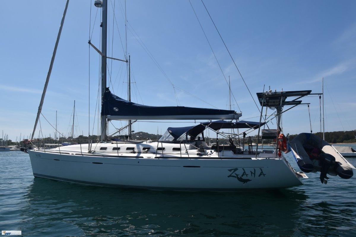 Beneteau 47.7 Cruiser