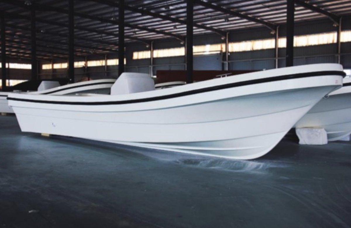 NEW BUILD - 18ft Centre Console Whaler