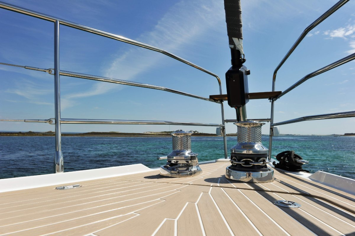 "Amel 60 ""European Yacht of the Year 2020"""