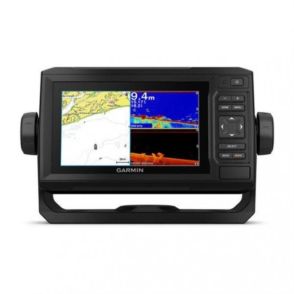Garmin Echomap Plus 65cv combo sounder/GPS