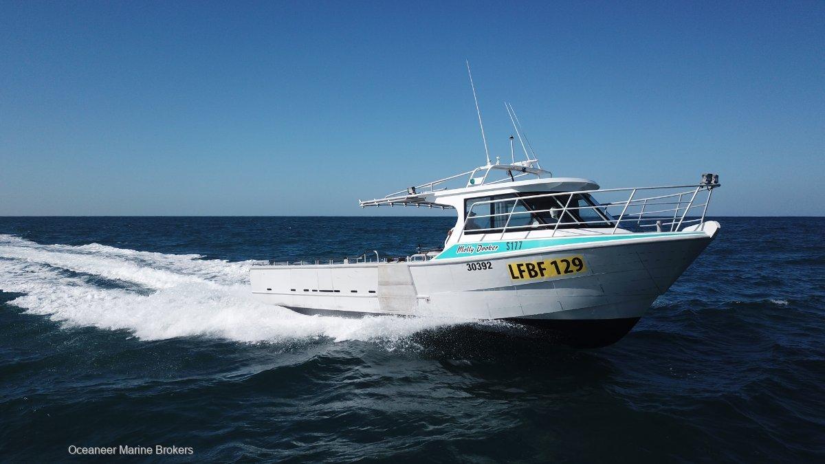 Adam Schwertz Fishing Charter Vessel
