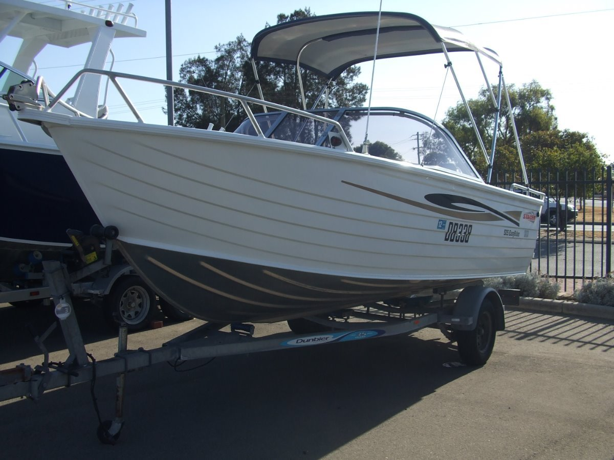 Stacer 525 Easy Rider Sports Bow Rider