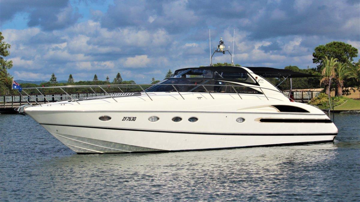 Princess V50 Sports Cruiser