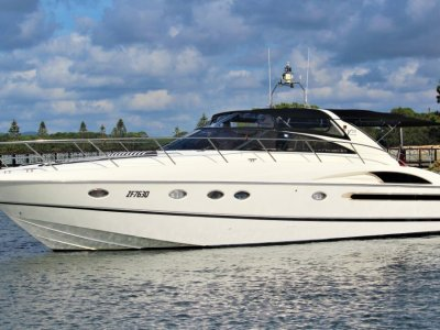 Princess V50 Sports Cruiser