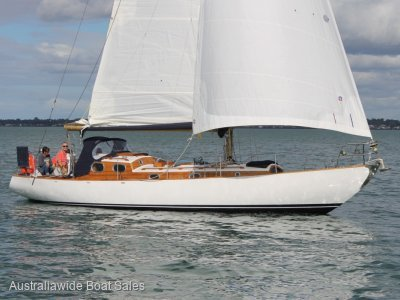Tal Searle Timber Sloop 39' Classic