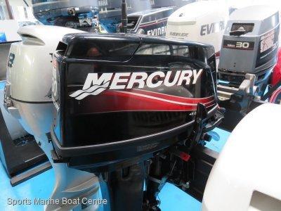 30hp mercury s/shaft