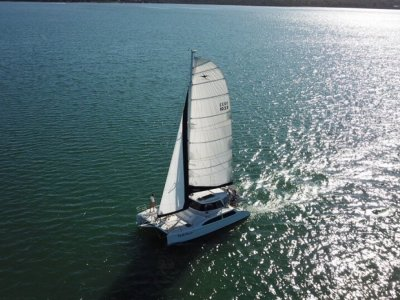 Seawind 1000 Many extras/new gear, sails, rigging, hardtop