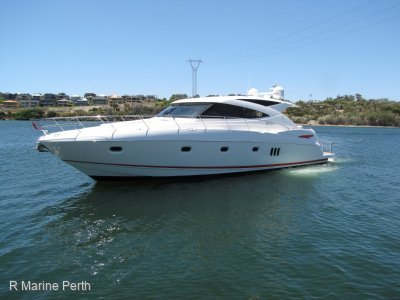 Riviera 5800 Sport Yacht - Very Highly Optioned