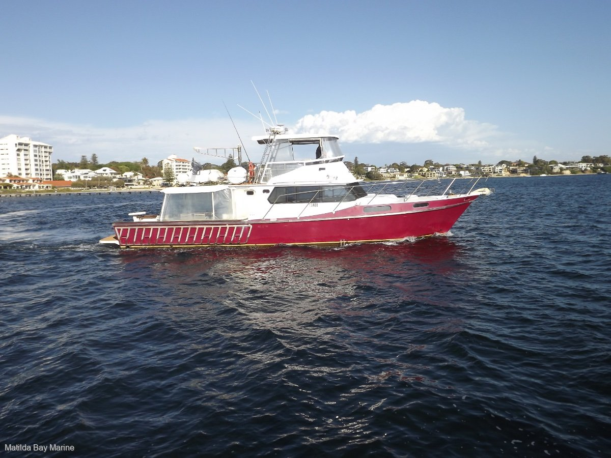 Randell 55 Iconic Ex Charter Fishing