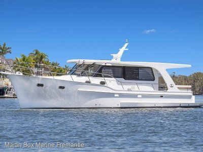 Integrity 440 Sedan New Vessel in stock now.