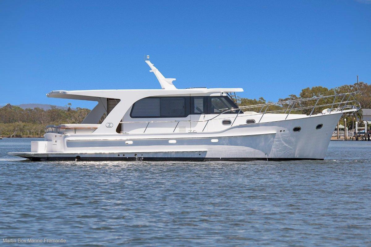 New Integrity 440 Sedan New Vessel in stock now.