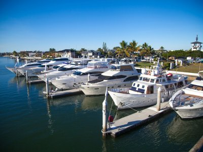 Luxury Berths available at Sovereign Islands Marina, Gold Coast