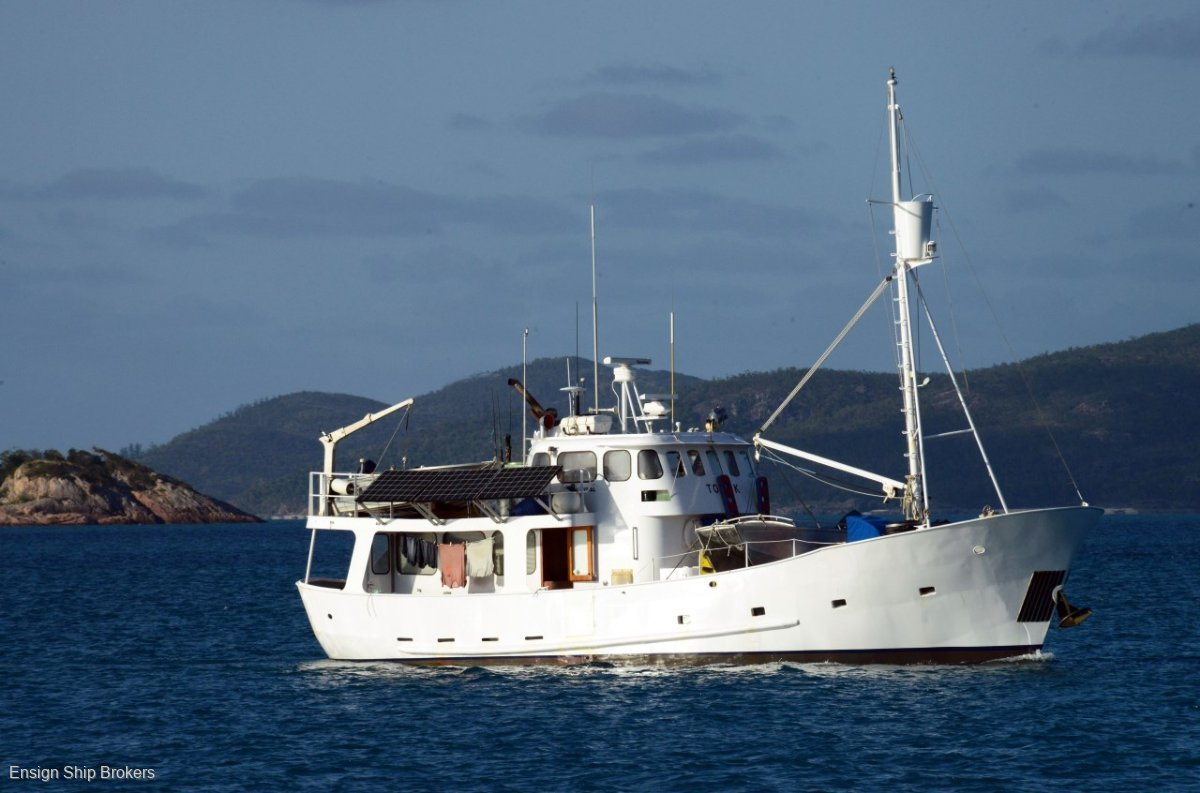 Romsdal 55 Trawler