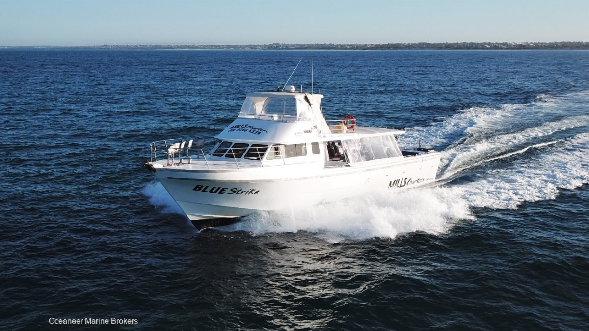 Conquest Charter 65 - FULL CHARTER BUSINESS AVAILABLE