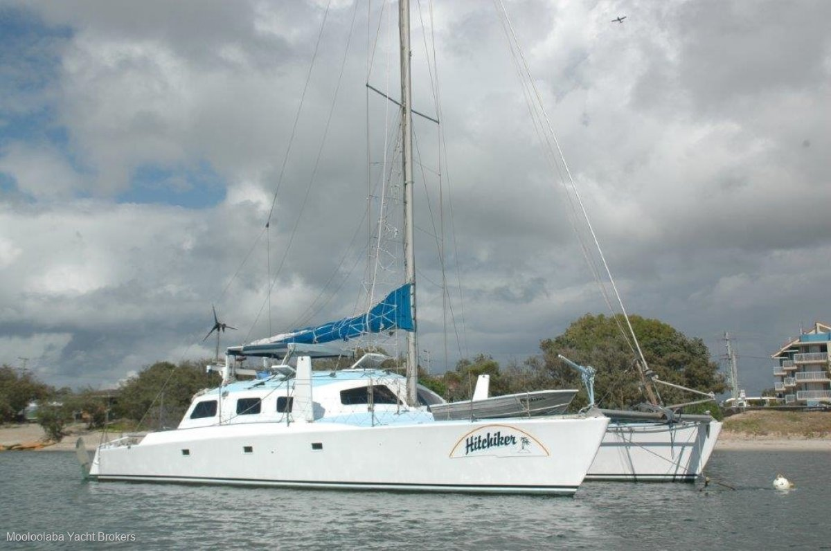 Crowther Spindrift 45