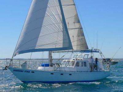 Roberts 45 Offshore - Professionally built marine grade Aluminium