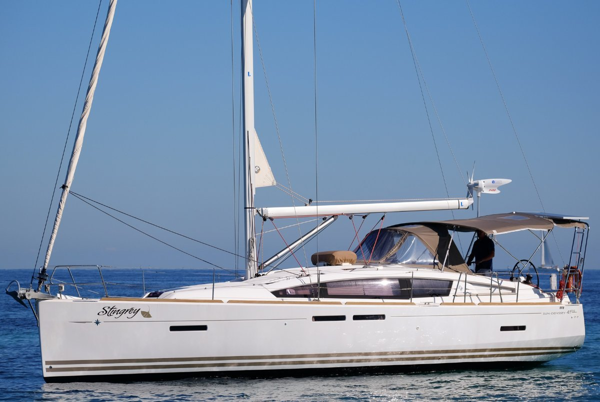 Jeanneau Sun Odyssey 41DS - Sought after model in immaculate cond
