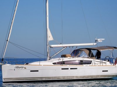Jeanneau Sun Odyssey 41DS - SOLD - More yachts urgently needed to sell