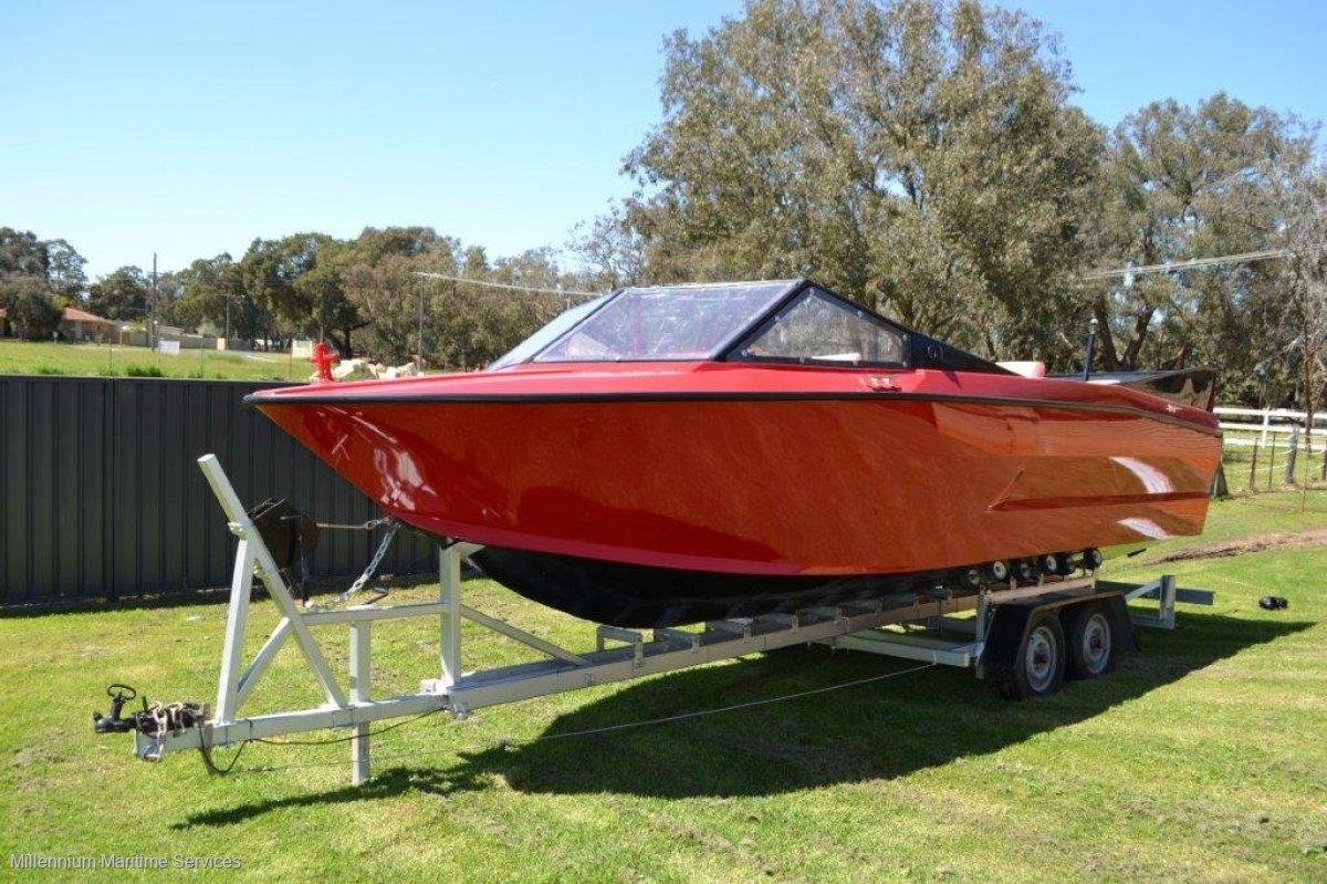 Mutimer 7.0m Harbour Jet