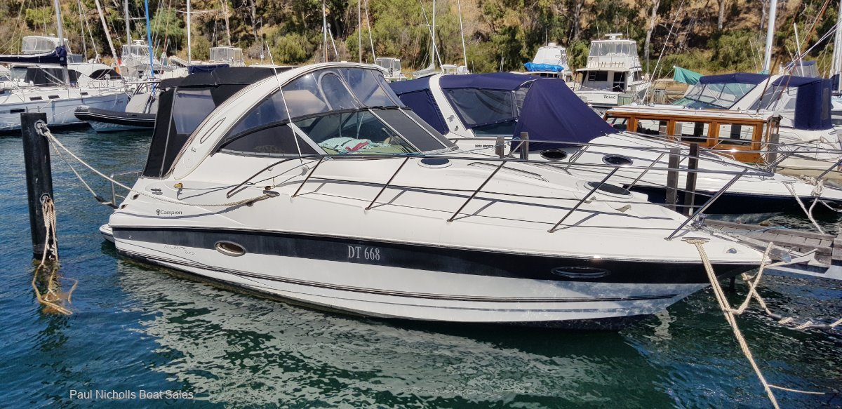 Campion Allante 925i Lx Sports Cruiser 2007, LOW HOURS AND IN GREAT CONDITION.