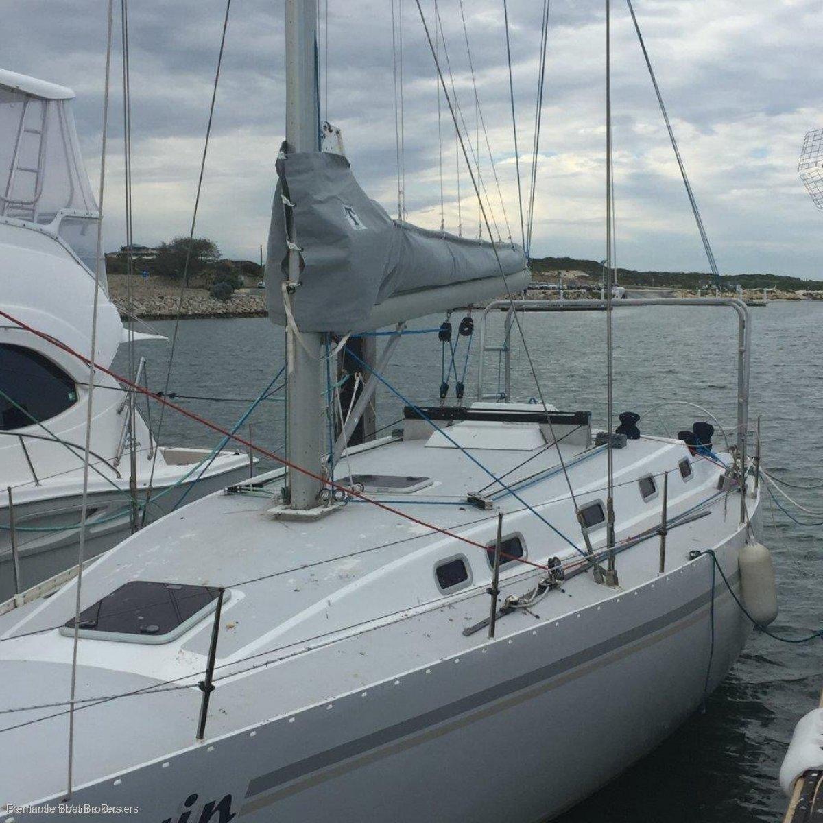Custom 43' Aluminium Yacht
