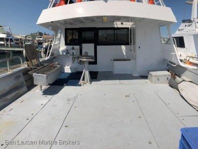 GBB Aluminium Fishing Boat /Cray