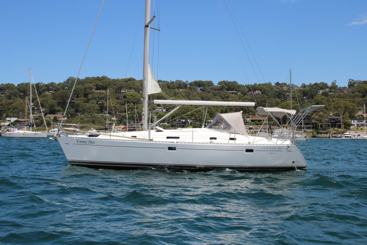 Beneteau Oceanis 381 Sailing Boats Boats Online For Sale