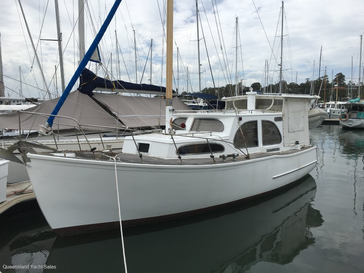 Ray Kemp Bay Cruiser 26