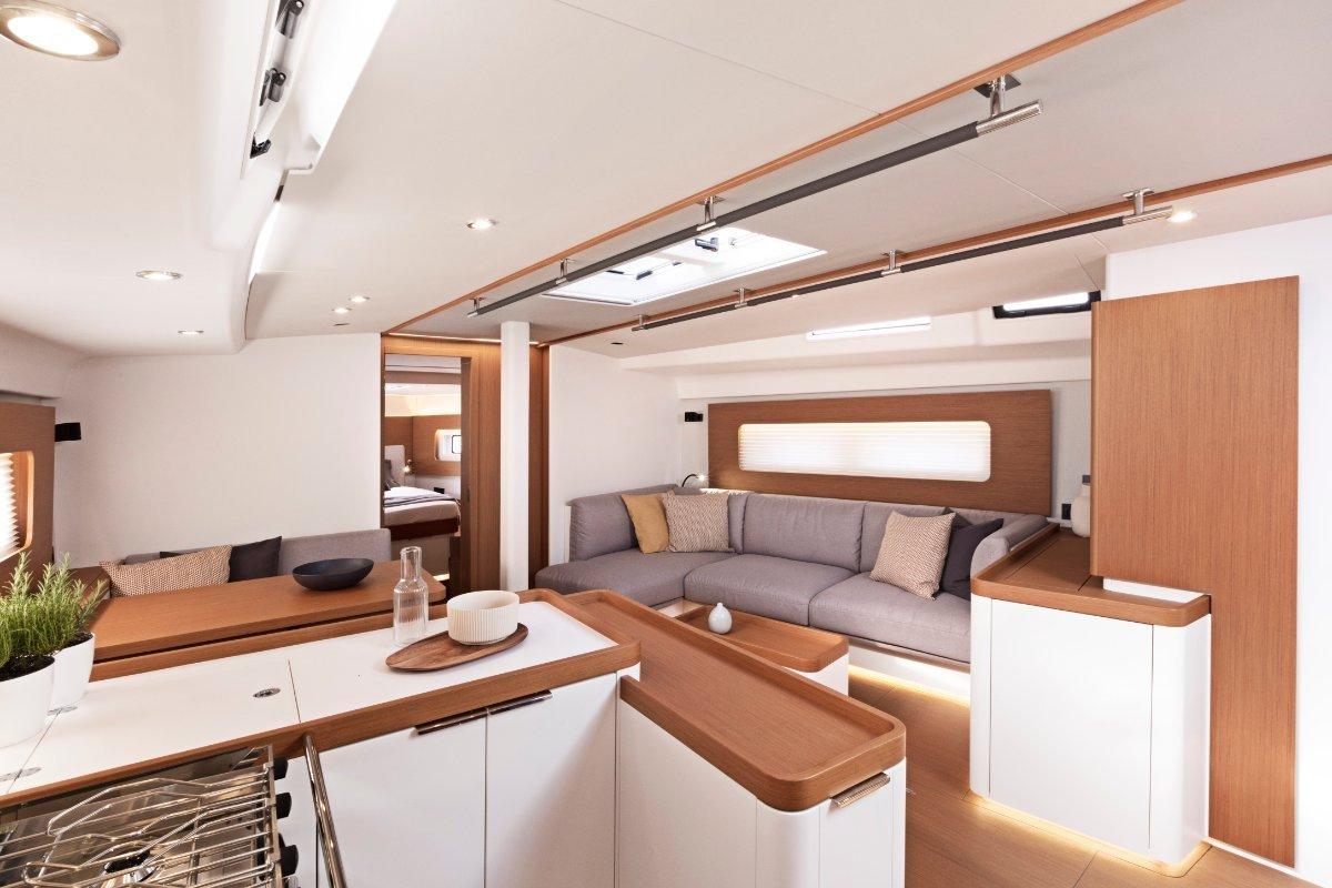 Beneteau First Yacht 53
