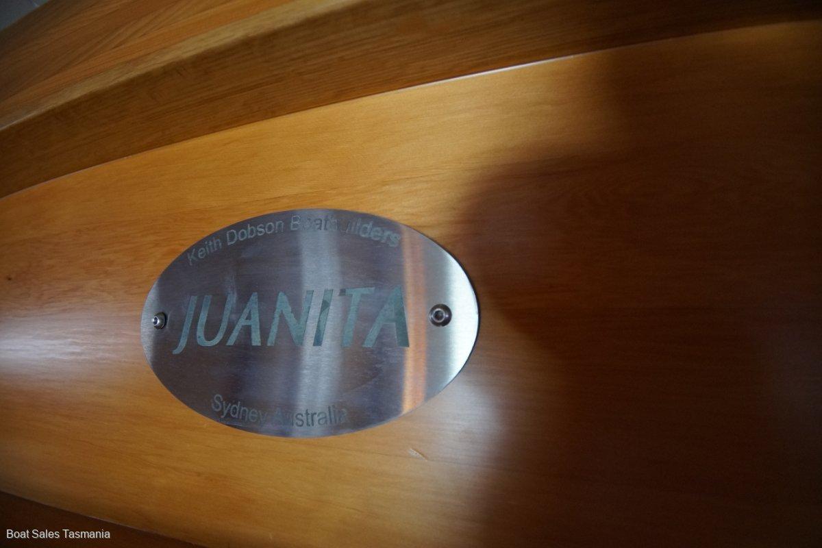 International 8 Metre Juanita